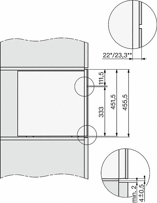 -s DirectWater – svestrani Miele uređaj za ispunjavanje najviših zahtjeva.-20000155279