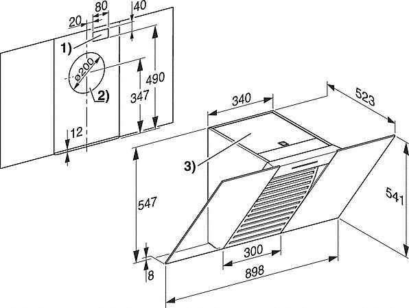 -sa štedljivim LED osvjetljenjem i tipkama za praktično upravljanje.-20000111925
